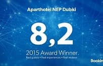 Hotel 'NEP-Dubki' - official website of the hotel